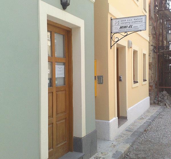 Sava ured u Križanićevoj